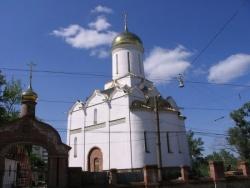 Храм Святой Троицы на площади Пушкина. Фото: Wikipedia.org