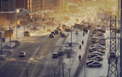 Зимний город. Фото: Wikipedia.org