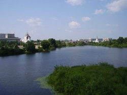 Река Малая Кокшага. Фото: Wikipedia.org