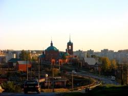 Вид на город. Фото: vvv.ru
