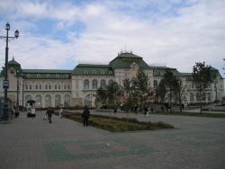 Вокзал- центр города. Фото: Wikipedia.org