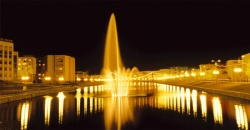 Ночной Якутск. Фото: sunhome.ru
