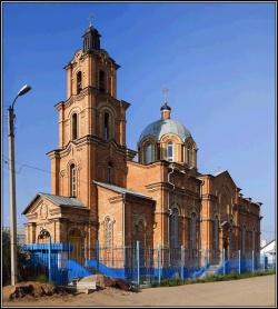 Октябрьская церковь. Фото: Wikipedia.org