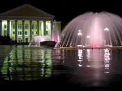 Проспект Ленина. Площадь Октября. Фото: Wikipedia.org