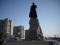 Памятник Хабарову. Фото: Wikipedia.org