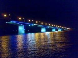Автомобильный мост через Каму в Перми. Фото: Wikipedia.org