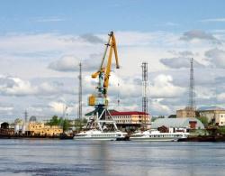 Нефтеюганский порт. Фото: Wikipedia.org
