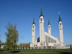 Нижнекамская соборная мечеть. Фото: Wikipedia.org
