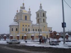Спасо-преображенский собор. Фото: Wikipedia.org