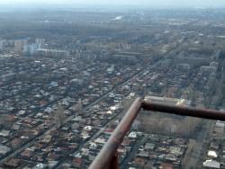 Вид на горот с телевышки. Фото: rubrielter.ru